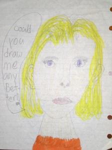 friend portrait 1994